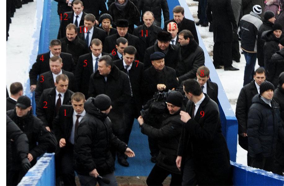Ужас смерти и страх перед покушением окончательно обуяли Януковича