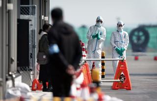 еда маска страх япония коронавирус
