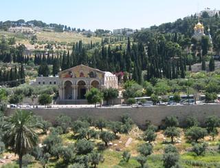 гефсиманский сад артефакт