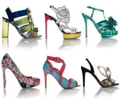 Модная Обувь Лето 2014 Фото